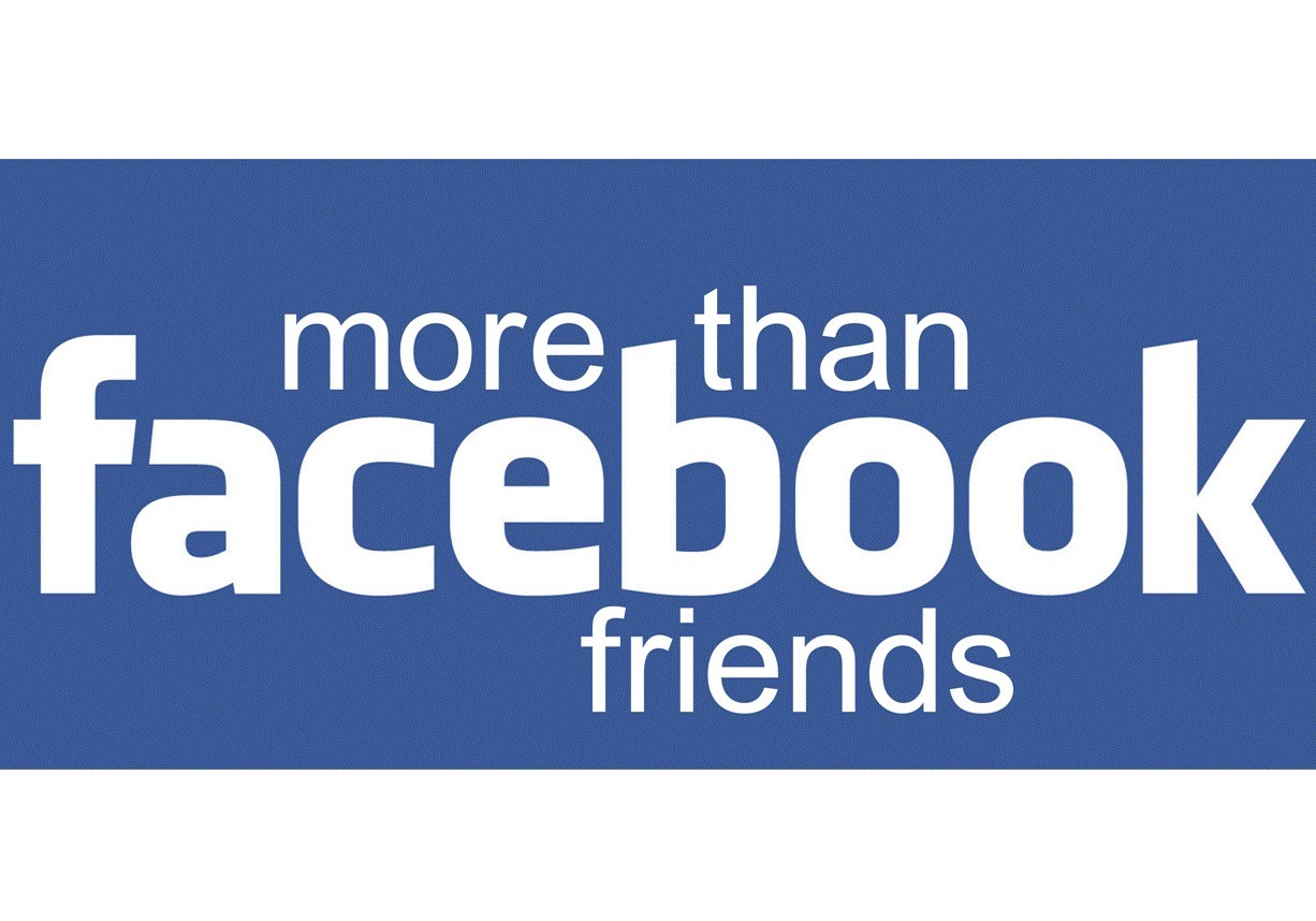 More Than Facebook Friends