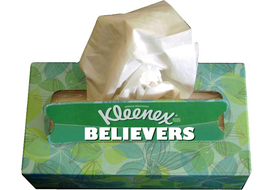 Kleenex Believers
